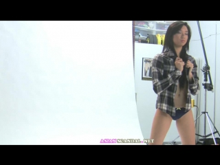 Singaporean_model_Sydney_naked_in_the_studio__06