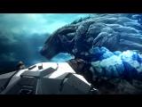 Godzilla: Kaijuu Wakusei 1 фильм русская озвучка Shoker /Без рекламы / Годзилла: Планета чудовищ Movie 01