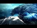 Godzilla Kaijuu Wakusei 1 фильм русская озвучка Shoker Без рекламы Годзилла Планета чудовищ Movie 01
