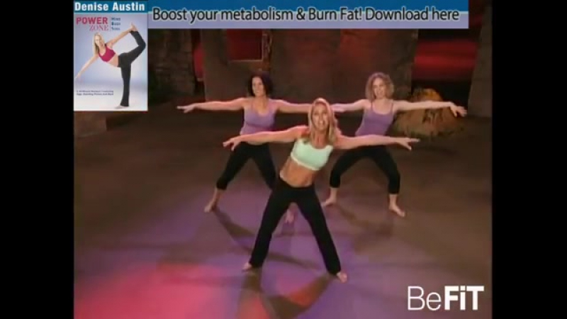 Denise Austin_ Rhythmic Stretching Flexibility Workout- Energy Booster