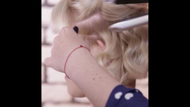 белые короткие волосы ск