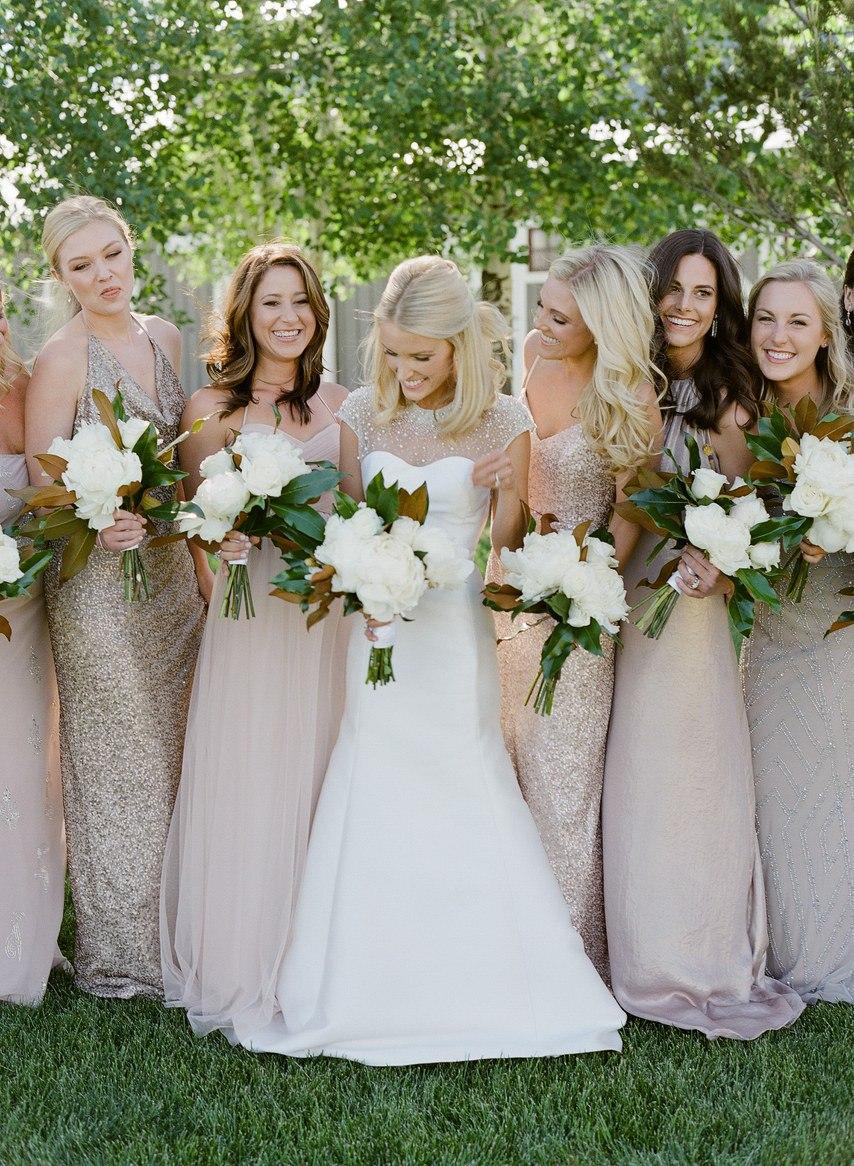 cVDcCHA 2QE - Как выглядеть стройнее в свадебном платье: хитрости невесты