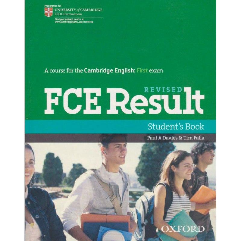 course cambridge english first exam