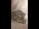 Стразы кристал ss12