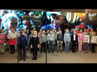 репетиция младшей группы БДХ в России Сегодня