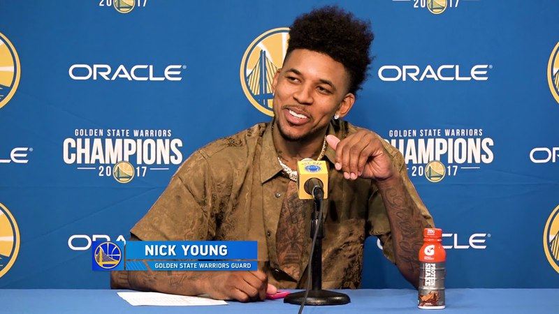 Warriors All-Access: Funny Press Conference Moments