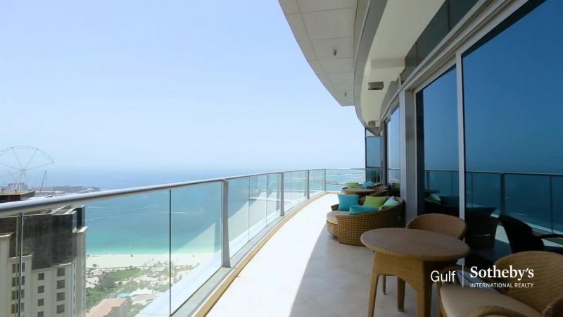 Trident Grand Residence Penthouse, Dubai, United Arab Emirates