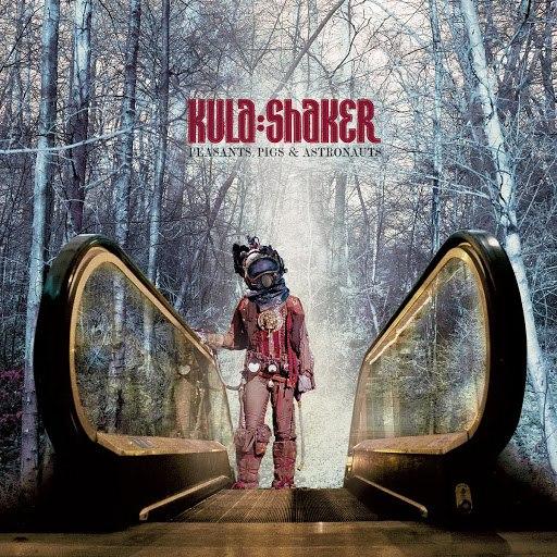 Kula Shaker альбом Peasants, Pigs & Astronauts