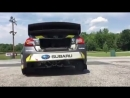 Rallycross Subaru WRX STI От 0 до 62 миль за 1.9 секунды