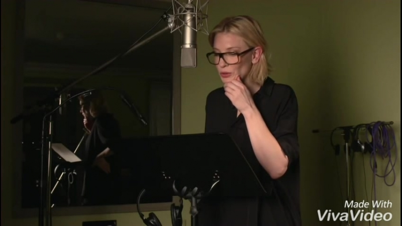 HTTYD Cate Blanchett (Valka)