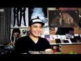 [BAMBOO рус.саб] Реакция JRE на выступление G-DRAGON feat. CL - R.O.D