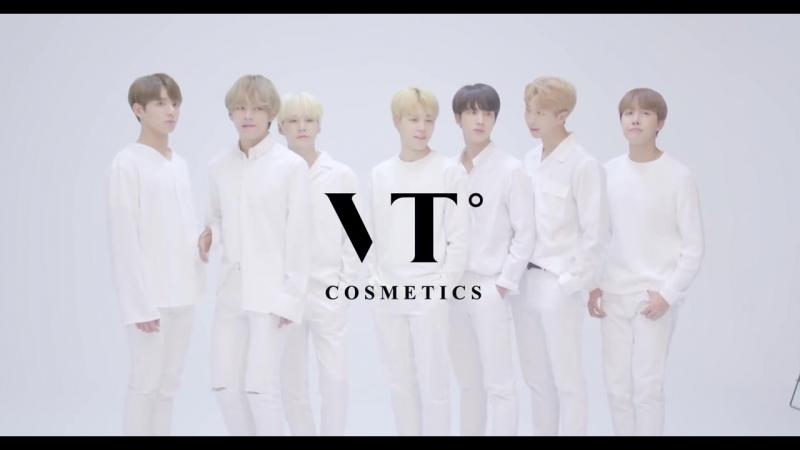 방탄소년단(BTS) 미공개영상, 멤버들이 전하는 브이티 쿠션 팩트 포인트