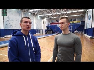 Гимнастика и акробатика. Есть ли шанс у буратино? Серия 1