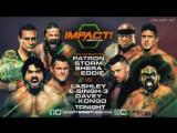 Impact Wrestling 28.06.2017, el Patron, James Storm, Eddie Edwards, Shera vs Davey Richards, Ethan Carter, Lashley, Kong