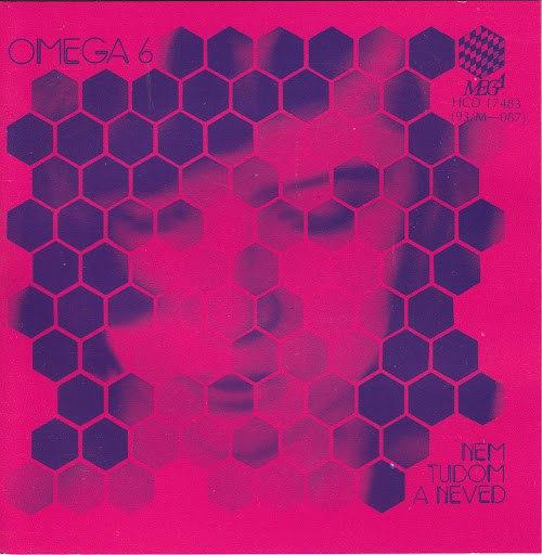 Omega альбом Omega 6 - Nem tudom a neved