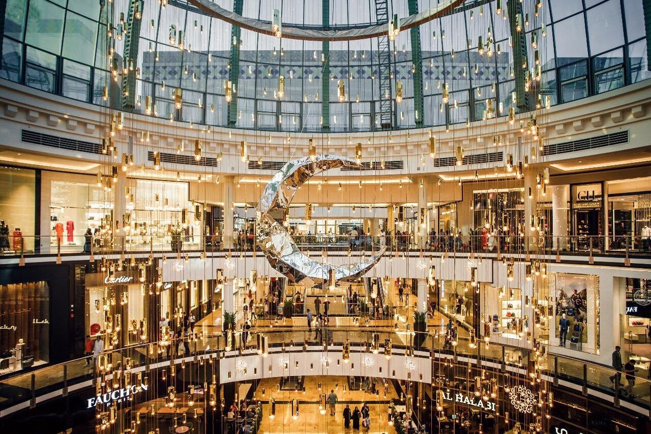 Дубай молл фото