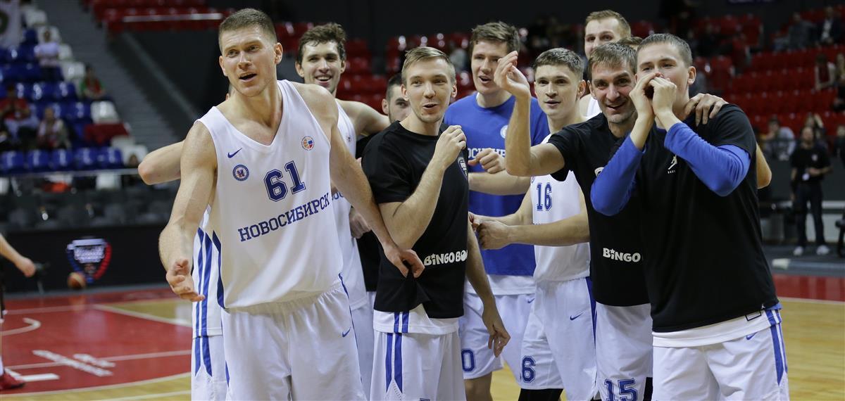 БК Новосибирск