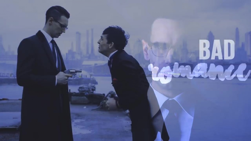 ►oswald and edward __ you were the one time I let love weaken me
