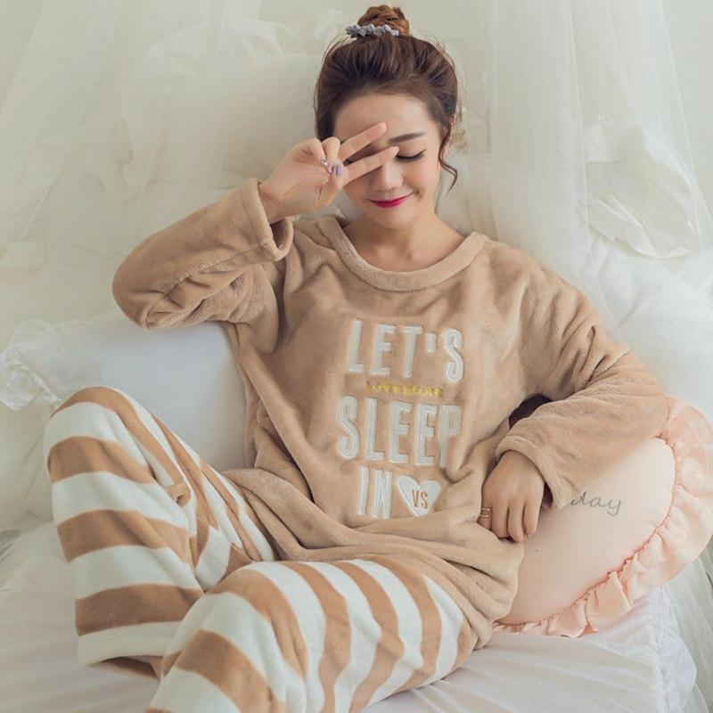 Теплые пижамки