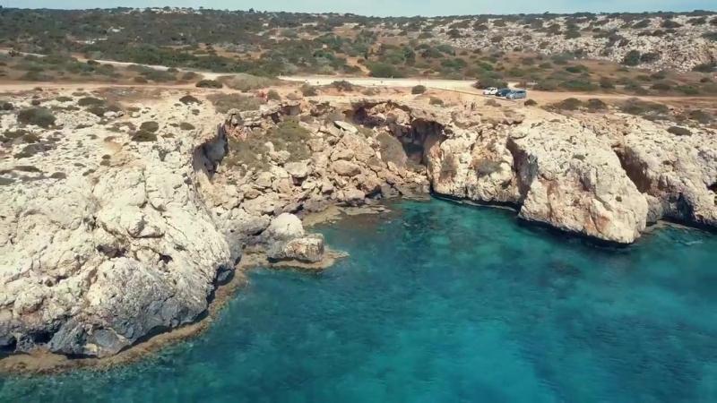 Cyprus Capo Greco - Кипр Мыс Капо Греко