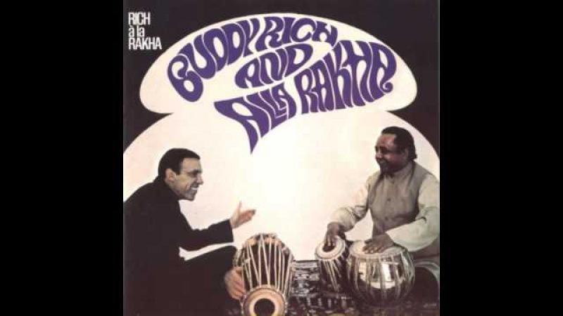 Buddy Rich and Alla Rakha 01 Khanda Kafi
