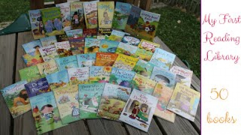 My First Reading Library - Usborne Books More