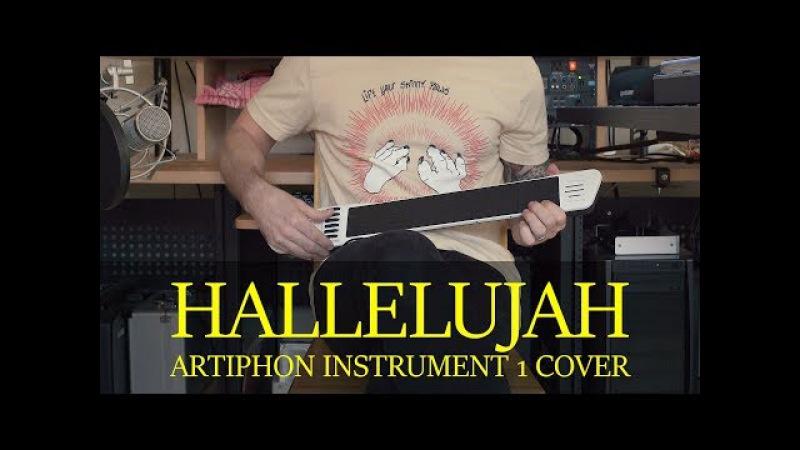 Hallelujah - Artiphon INSTRUMENT 1 Cover