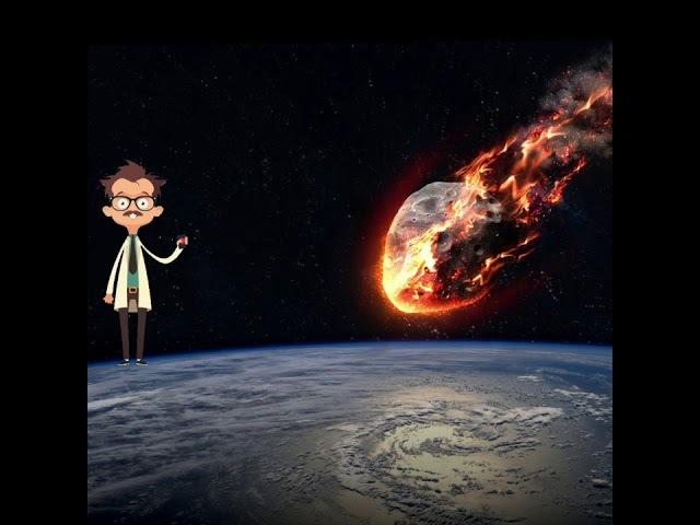 Как разрушить астероид
