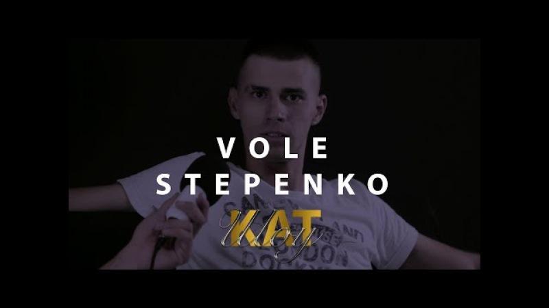 ШОУ КАТ 3 VOLE STEPENKO / ЗАЧИТАЛ СВОЙ РЭП В МАРШРУТКЕ