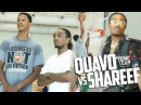 Quavo vs Shareef ONeal! Part 1 - Hoop Session In Los Angeles