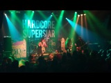 Hardcore Superstar - Moonshine  @ Turock Essen 16.11. 2017