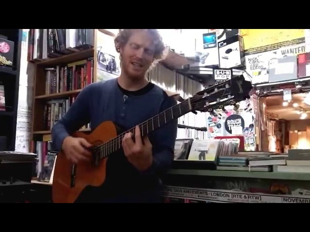 Jono McCleery Darkest Light Acoustic