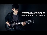 Terminator 2 Judgment Day (Metal Cover by Dextrila)