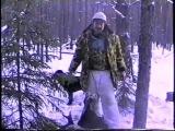 Бешенная охота на лося в Сибири зимой! Mad moose hunting in Siberia in the winter!