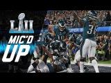 Eagles vs. Patriots Mic'd Up