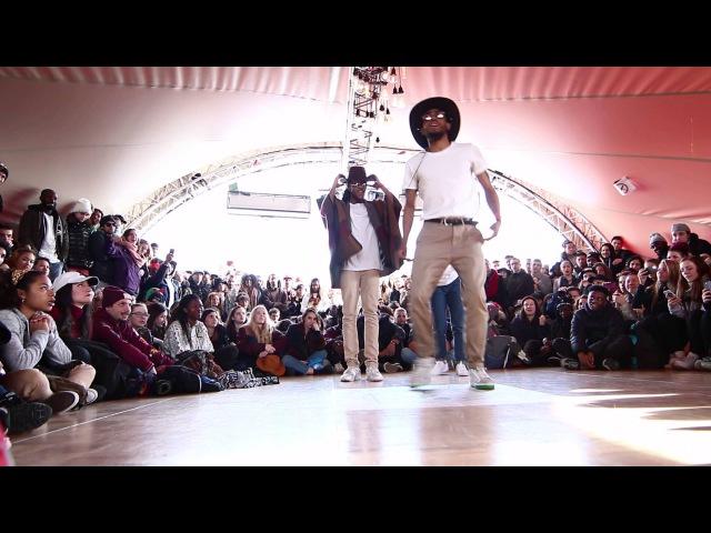 Juste Debout Paris 2016 | Hip Hop | Saya Regi Deyvron | Top 32 battles