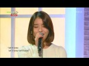 131220 IU K. Will - Let It Snow - Music Bank Xmas Special