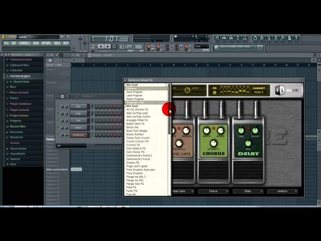 Como Darle Distorcion al RealStrat En FL Studio