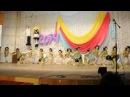 Народная студия современного танца Родничок. 01.06.14. Дебютное выступление Ежиков