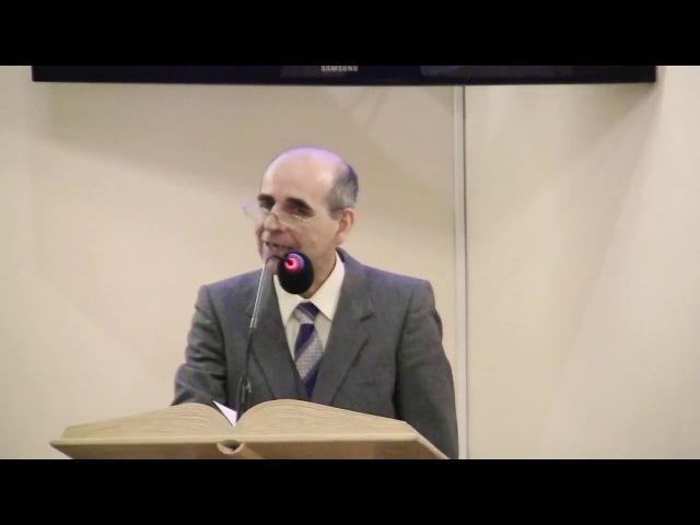 Пашковец В.М. - проповедь: Цель жизни христианина (15.02.2018г.)