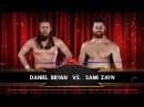 SBW Raw - Daniel Brayan vs Sami Zayn