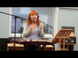 Юлия Глебова & Час Speak в программе КРОК ДА РОКА ( радио