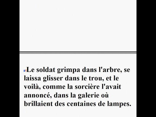 Le Briquet / Огниво (partie 04) (французскийрусский)