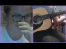 Playing Guitar on Omegle Ep. 6 - WHY CAN'T I ESCAPE THIS