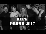 HYPE cover band  кавер группа PROMO 2017 - Burak Yeter Tuesday ft  Danelle Sandoval