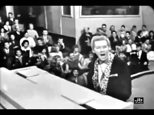 Jerry Lee Lewis - Great Balls Of Fire (Saturday Night Beechbut Show Feb 14, 1958)