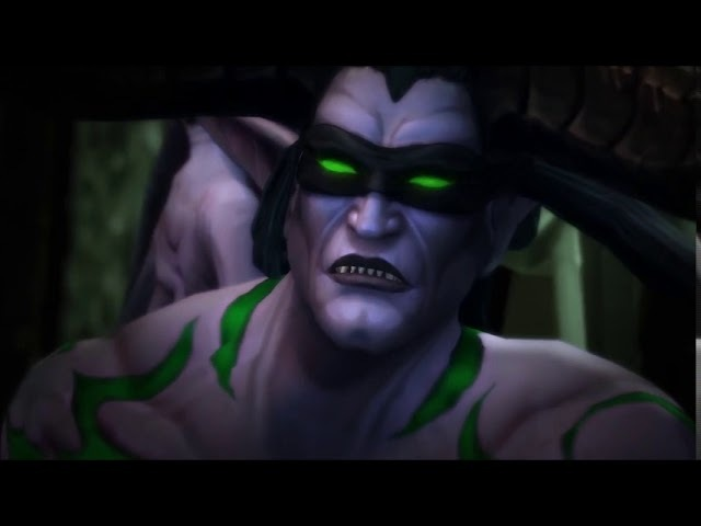 [GMV] Wow: Illidan Stormrage tribute - My Demons (Starset)