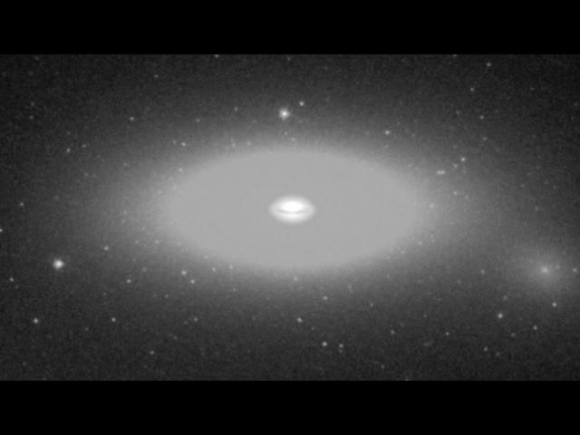 NGC 1277 – реликтовая умирающая галактика, которую убивает собственная скорость
