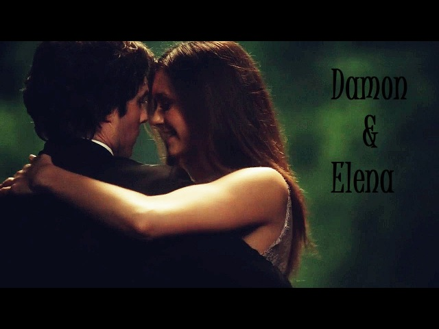 Damon and Elena || All of their kisses 2x22-6x22