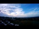 TimeLapse Балабановка. Церковь Петра и Павла. Николаев 2017 FULLHD 60FPS